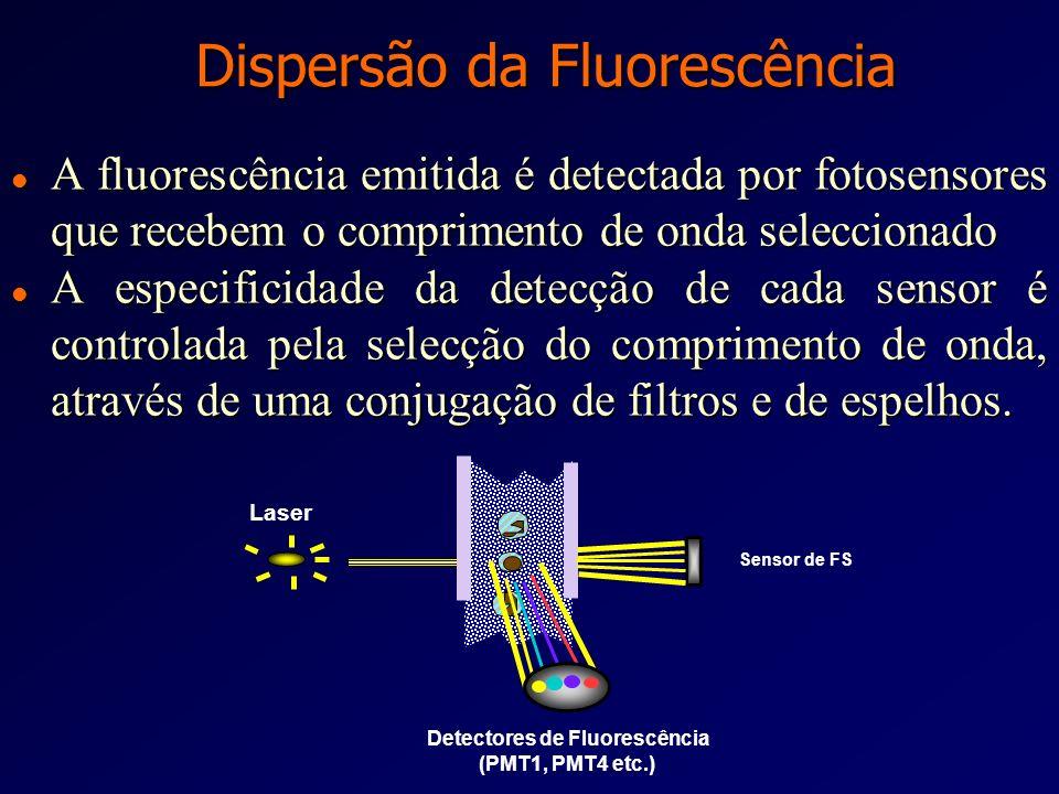 Dispersão da Fluorescência