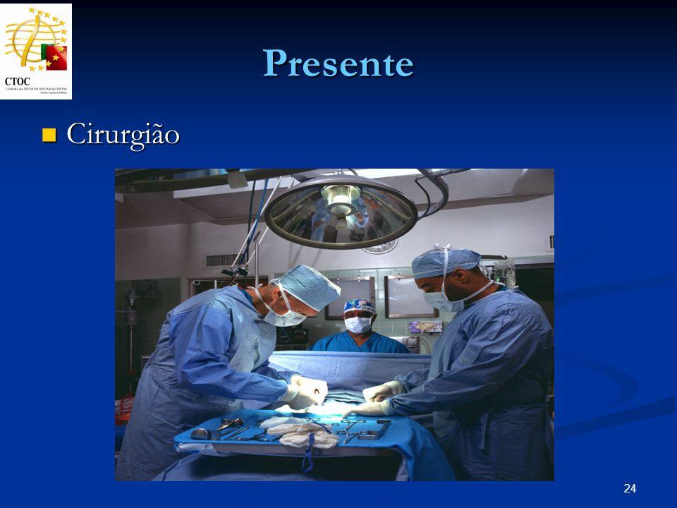 Presente Cirurgião