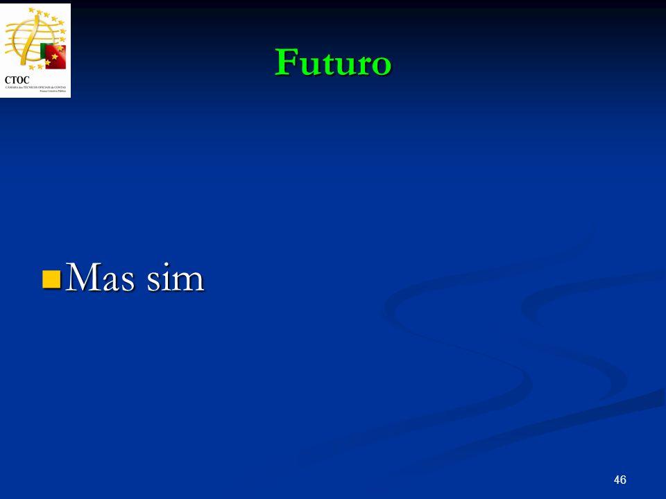 Futuro Mas sim