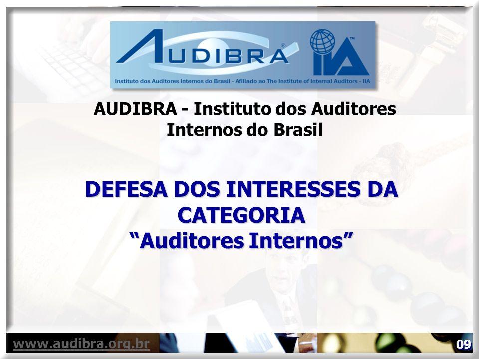 AUDIBRA - Instituto dos Auditores