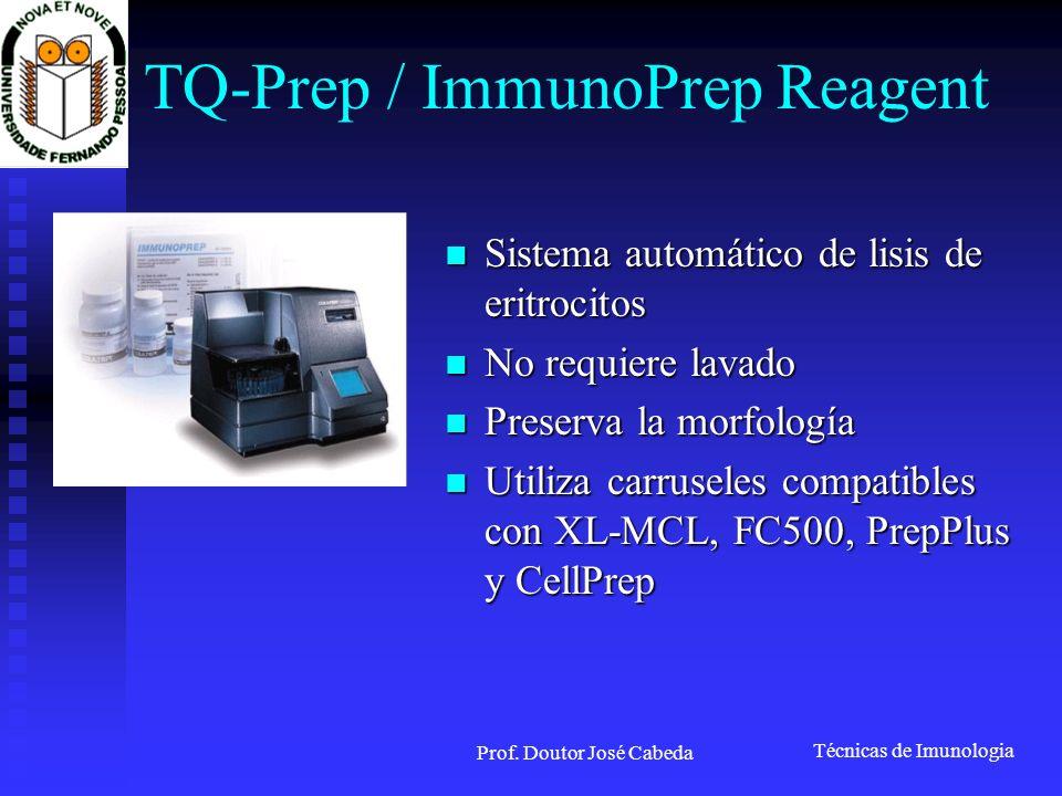 TQ-Prep / ImmunoPrep Reagent
