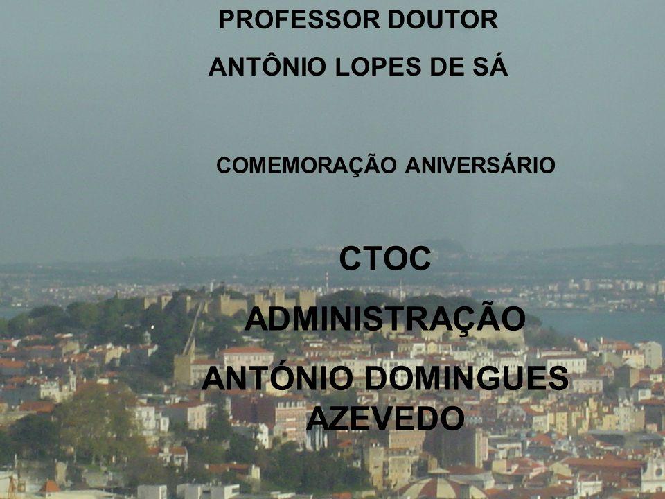 COMEMORAÇÃO ANIVERSÁRIO ANTÓNIO DOMINGUES AZEVEDO