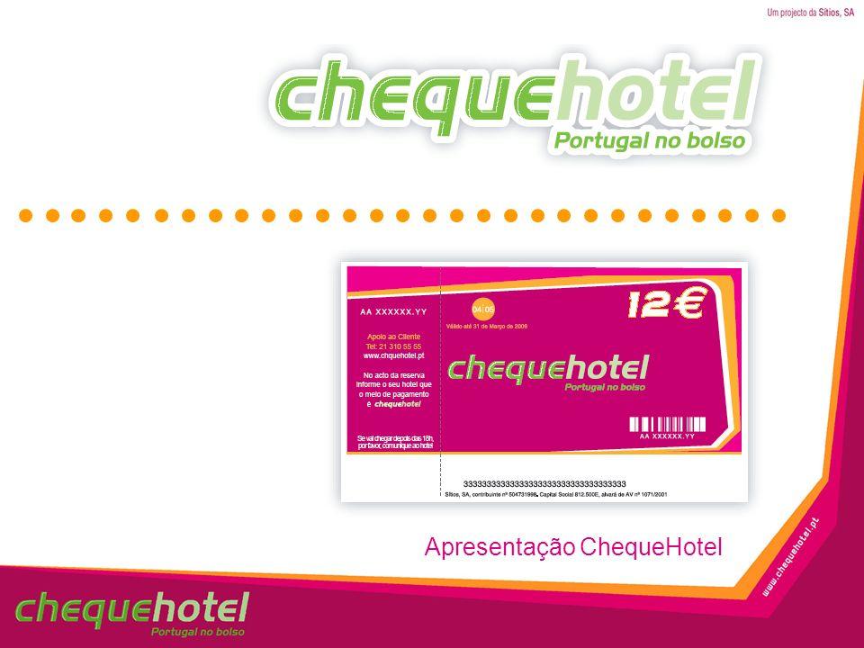 Apresentação ChequeHotel