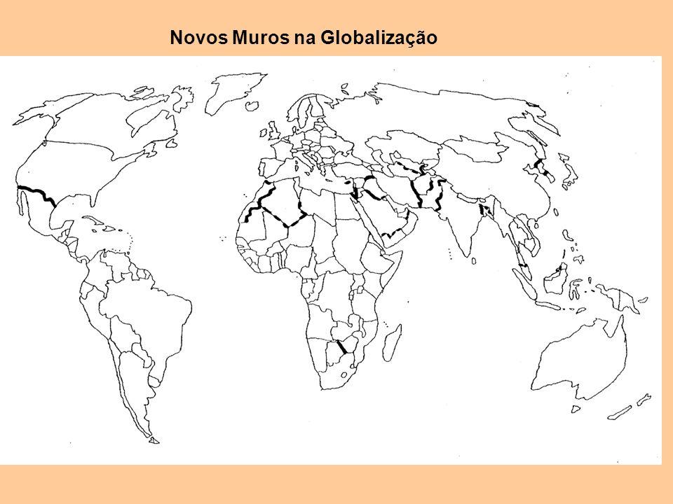 Novos Muros na Globalização