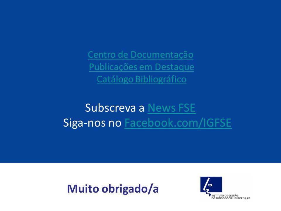 Siga-nos no Facebook.com/IGFSE
