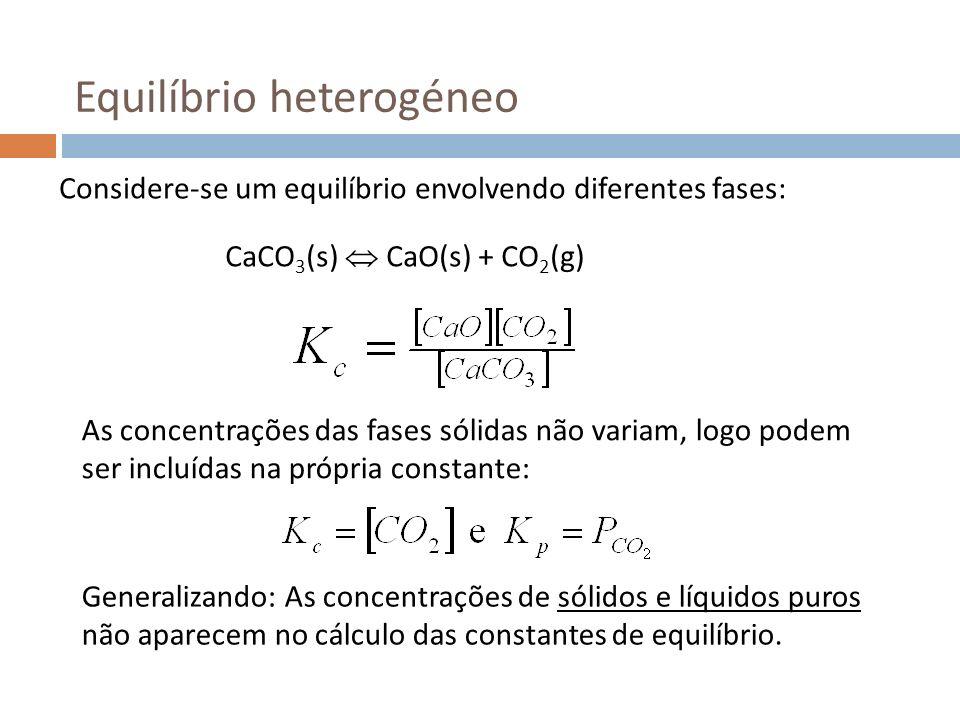 Equilíbrio heterogéneo