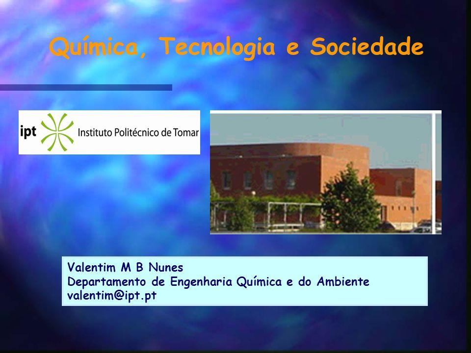 Química, Tecnologia e Sociedade