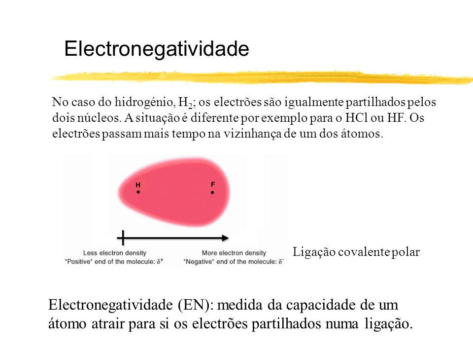 Electronegatividade