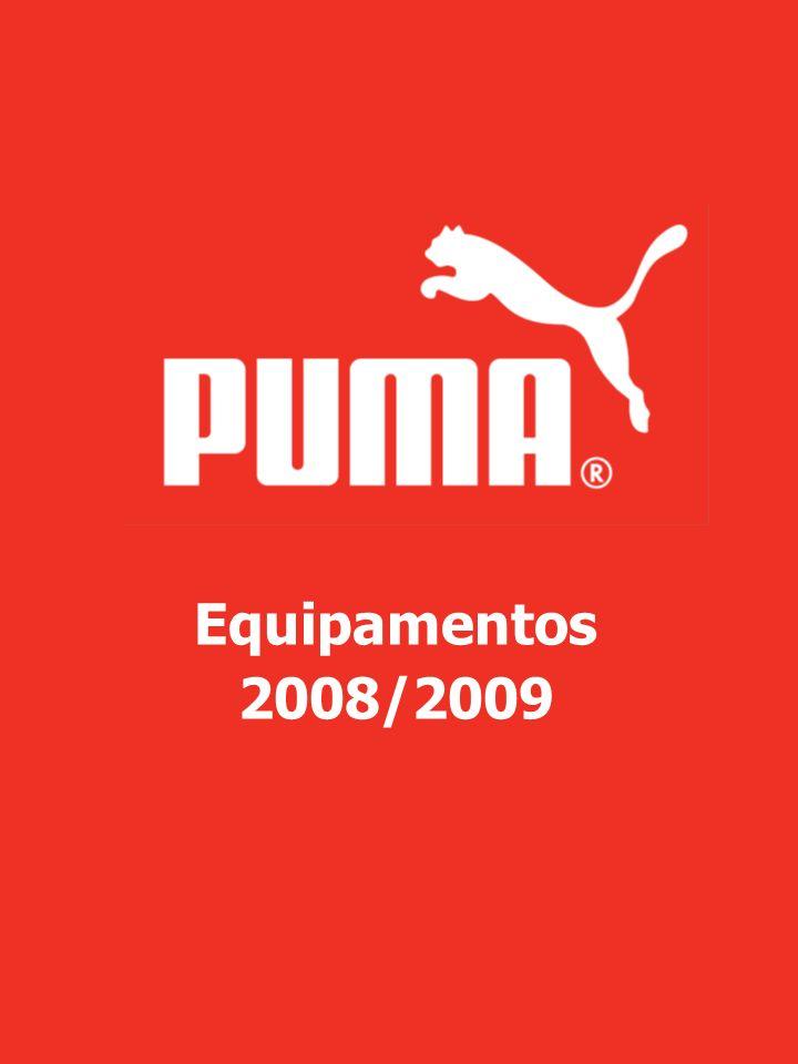 Equipamentos 2008/2009