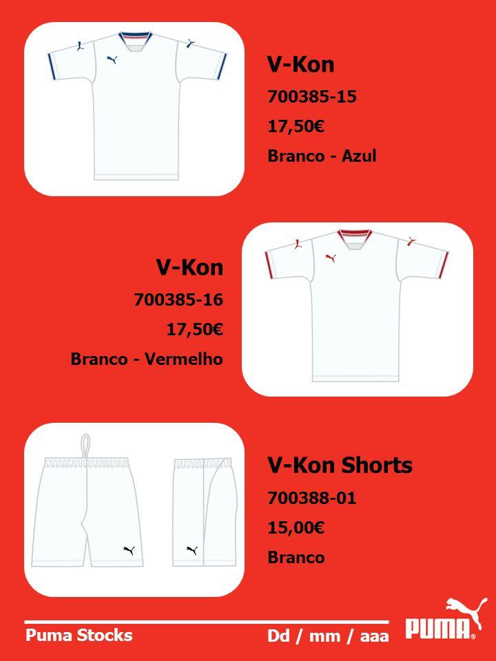 V-Kon V-Kon V-Kon Shorts 700385-15 17,50€ Branco - Azul 700385-16