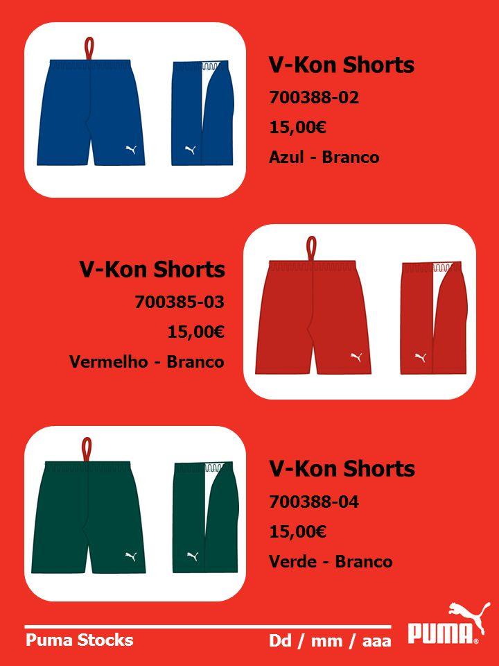 V-Kon Shorts V-Kon Shorts V-Kon Shorts 700388-02 15,00€ Azul - Branco