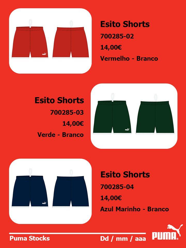 Esito Shorts Esito Shorts Esito Shorts 700285-02 14,00€