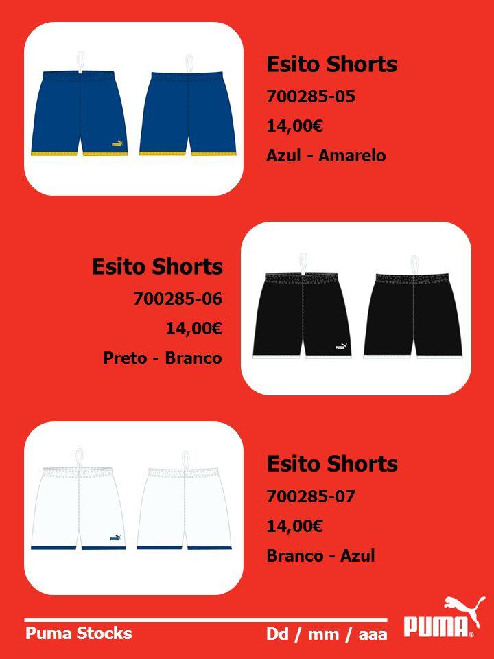 Esito Shorts Esito Shorts Esito Shorts 700285-05 14,00€ Azul - Amarelo