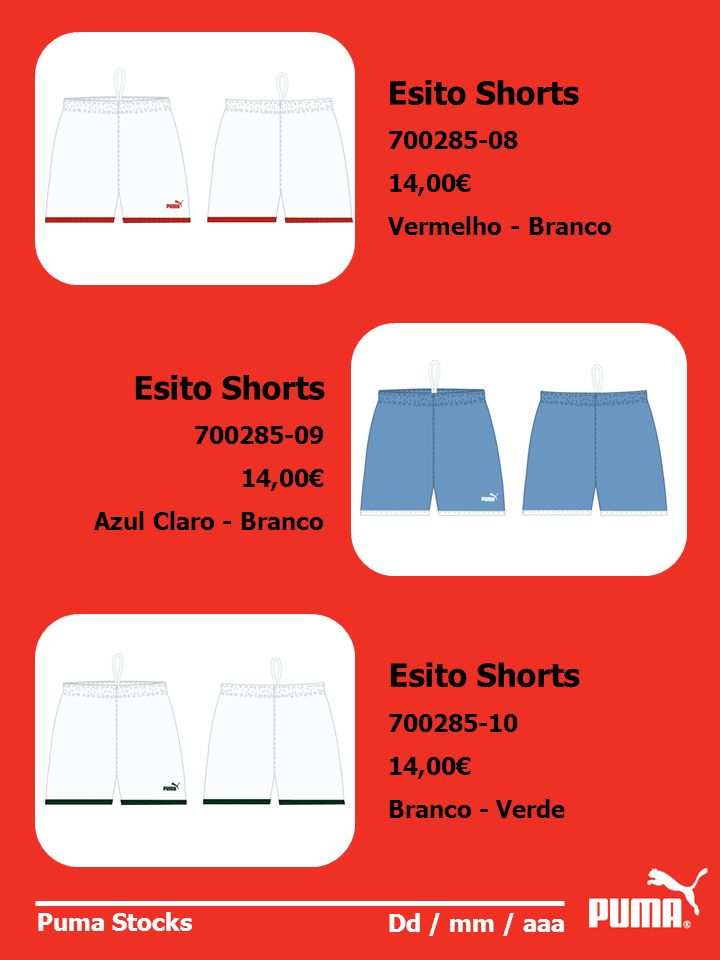 Esito Shorts Esito Shorts Esito Shorts 700285-08 14,00€