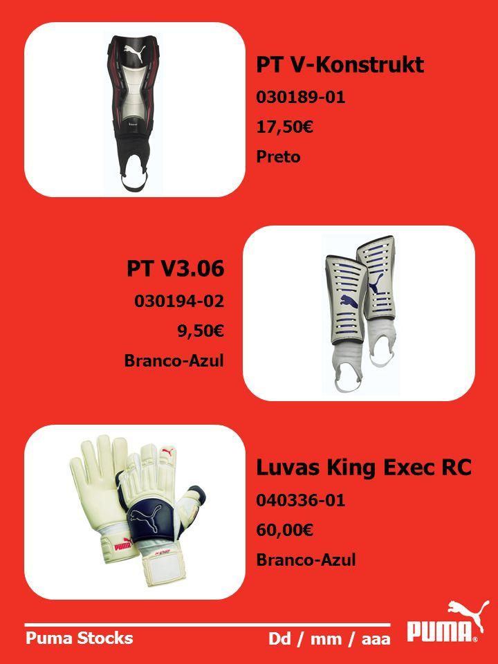 PT V-Konstrukt PT V3.06 Luvas King Exec RC 030189-01 17,50€ Preto
