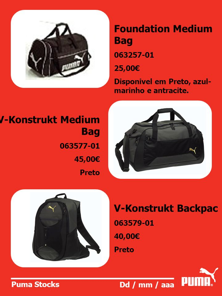 V-Konstrukt Medium Bag