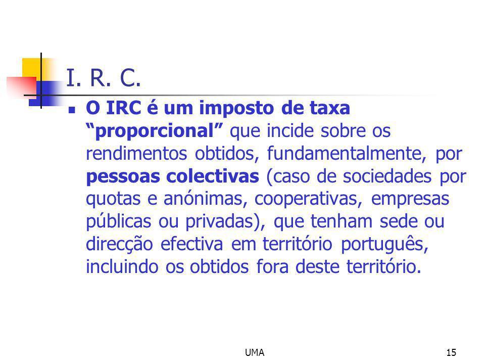 I. R. C.