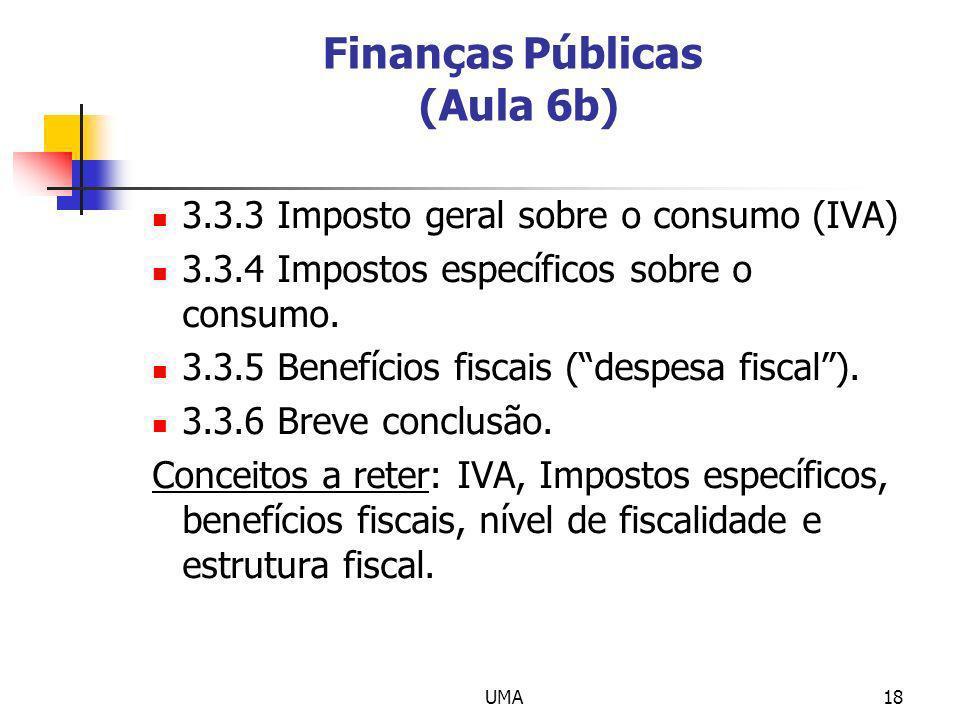 Finanças Públicas (Aula 6b)