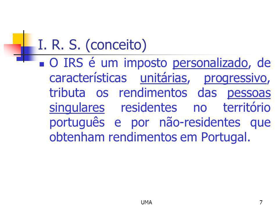 I. R. S. (conceito)