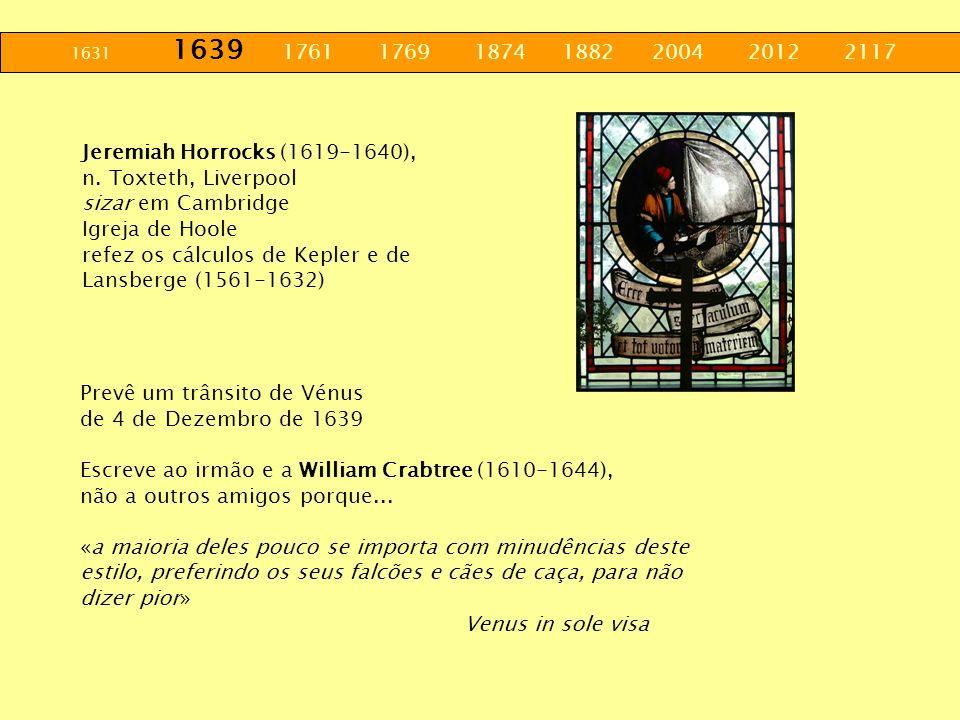 1631 1639 1761 1769 1874 1882 2004 2012 2117Jeremiah Horrocks (1619-1640),