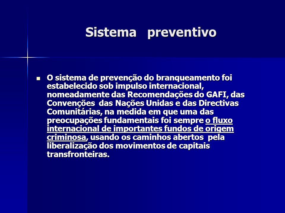 Sistema preventivo