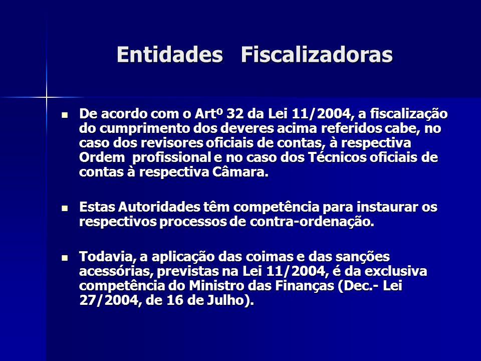 Entidades Fiscalizadoras