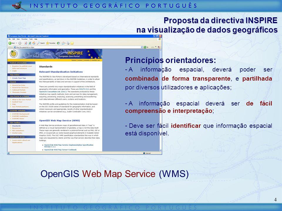OpenGIS Web Map Service (WMS)