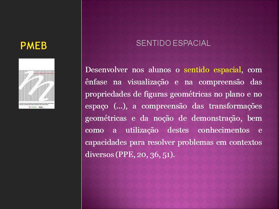 PMEB SENTIDO ESPACIAL.