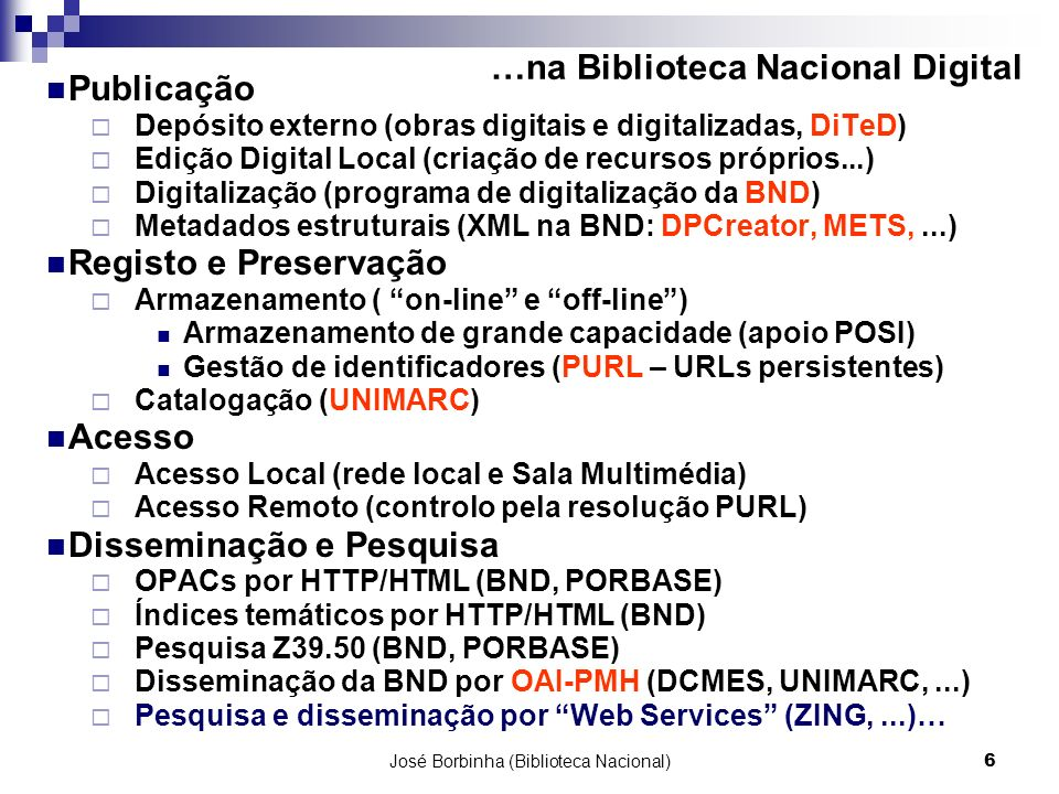 …na Biblioteca Nacional Digital
