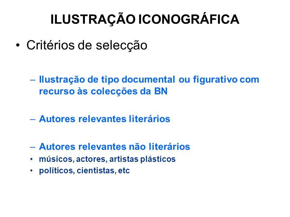 ILUSTRAÇÃO ICONOGRÁFICA