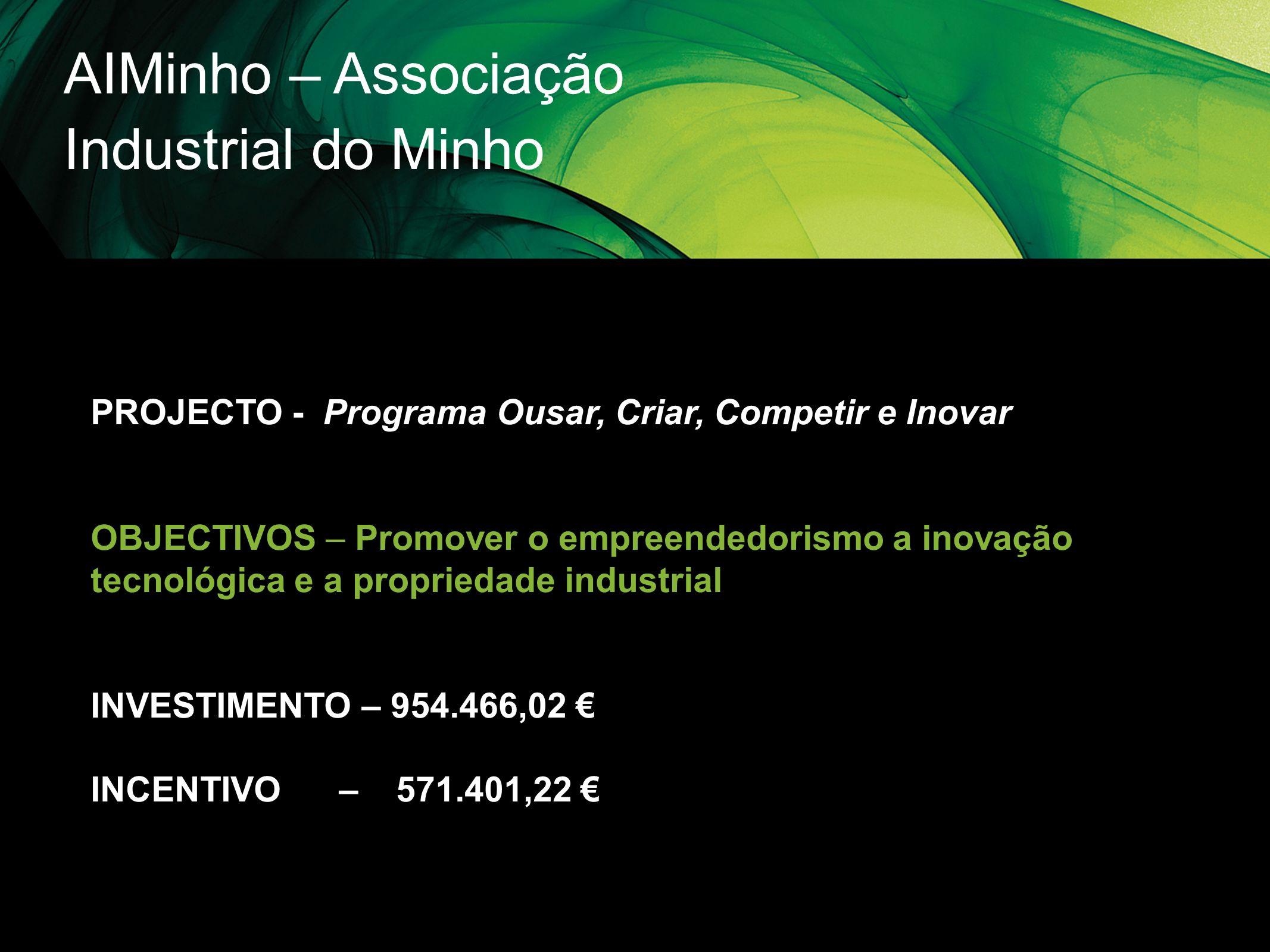 AIMinho – Associação Industrial do Minho