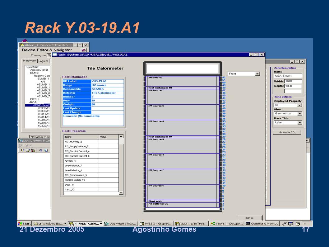 Rack Y.03-19.A1