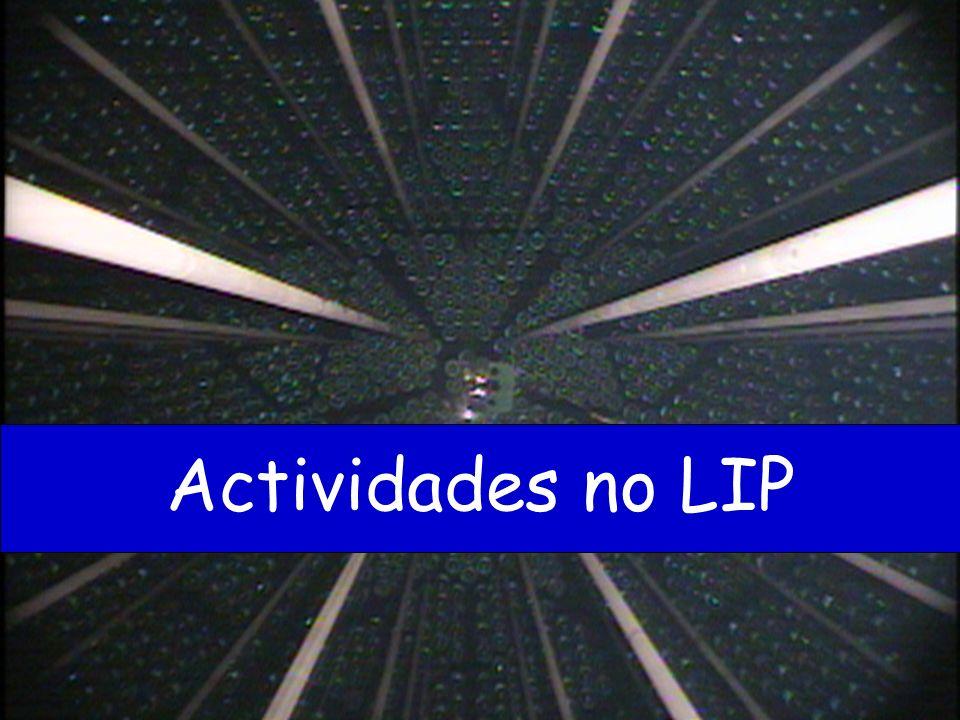 Actividades no LIP