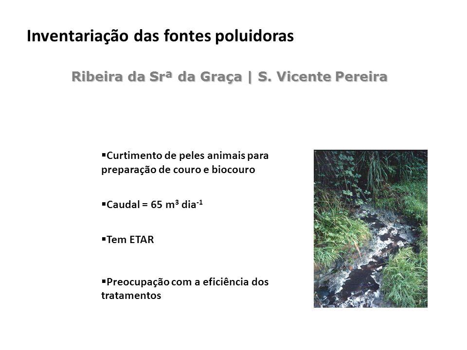 Ribeira da Srª da Graça | S. Vicente Pereira