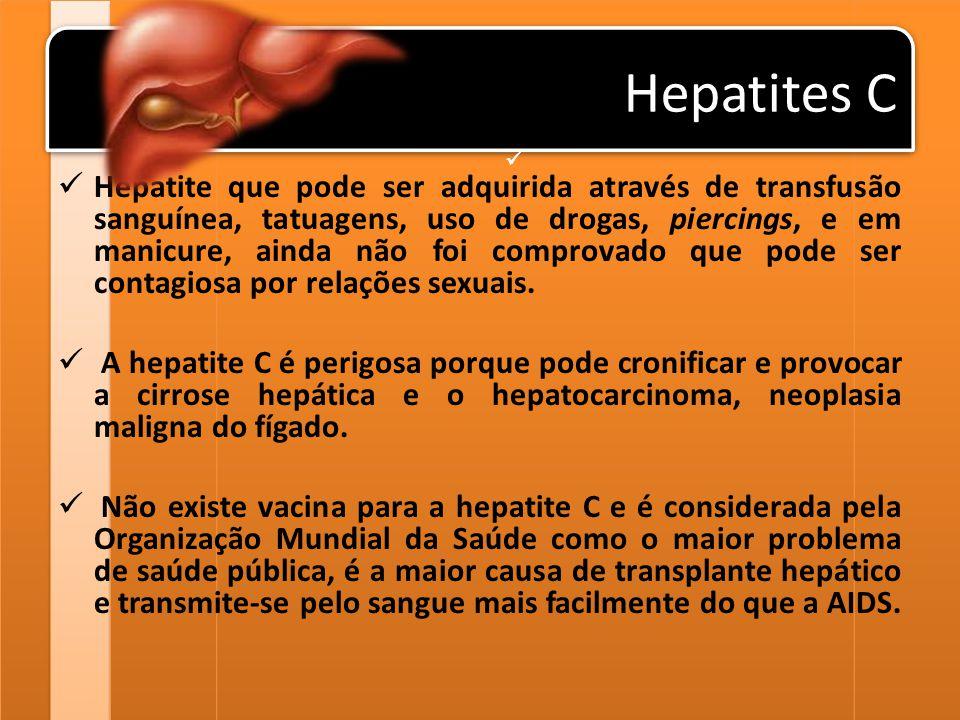 Hepatites C