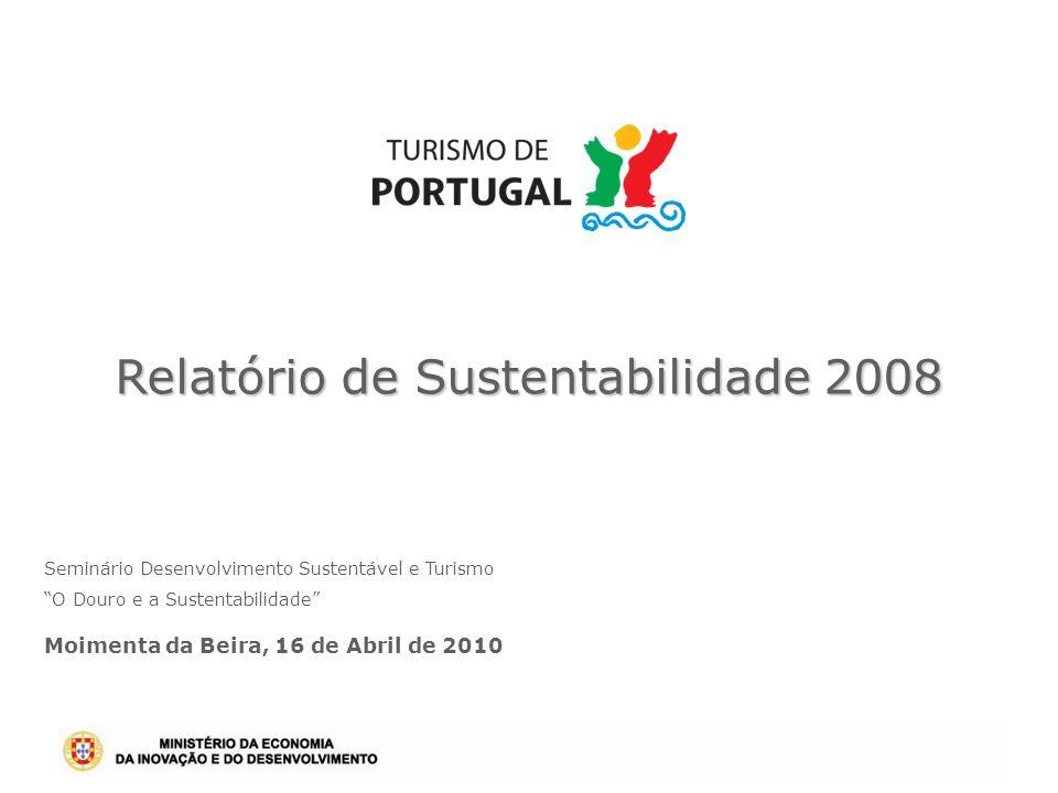 Relatório de Sustentabilidade 2008