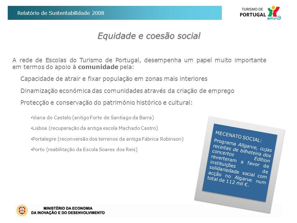 Equidade e coesão social