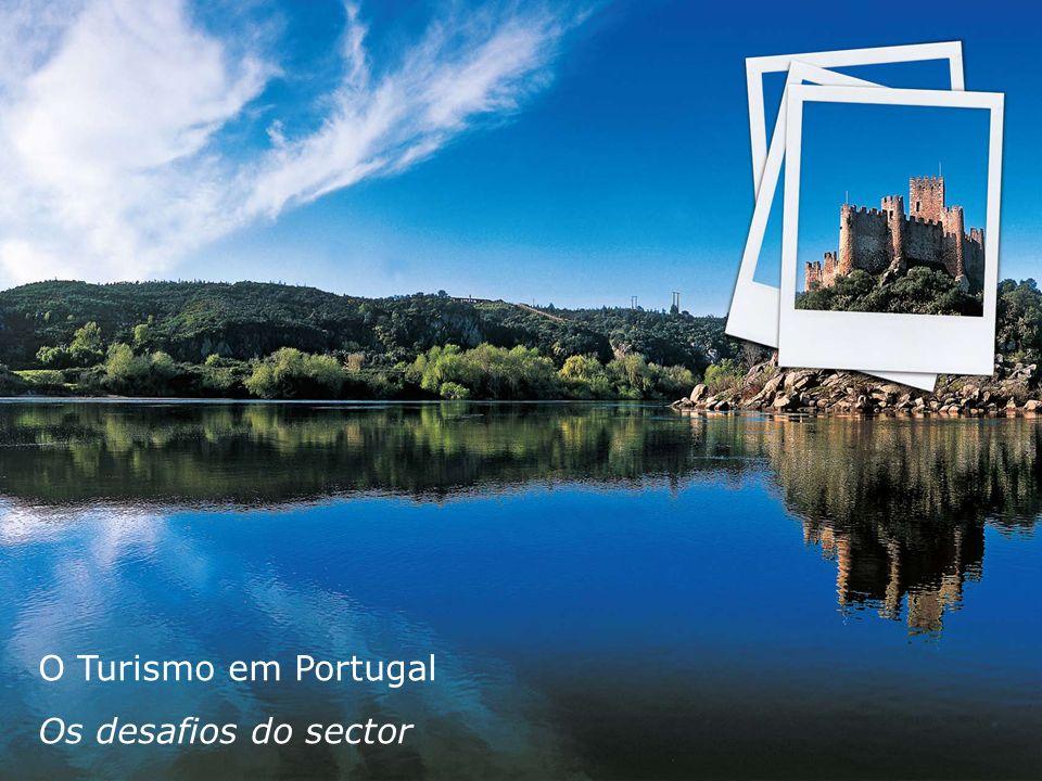 O Turismo em Portugal Os desafios do sector