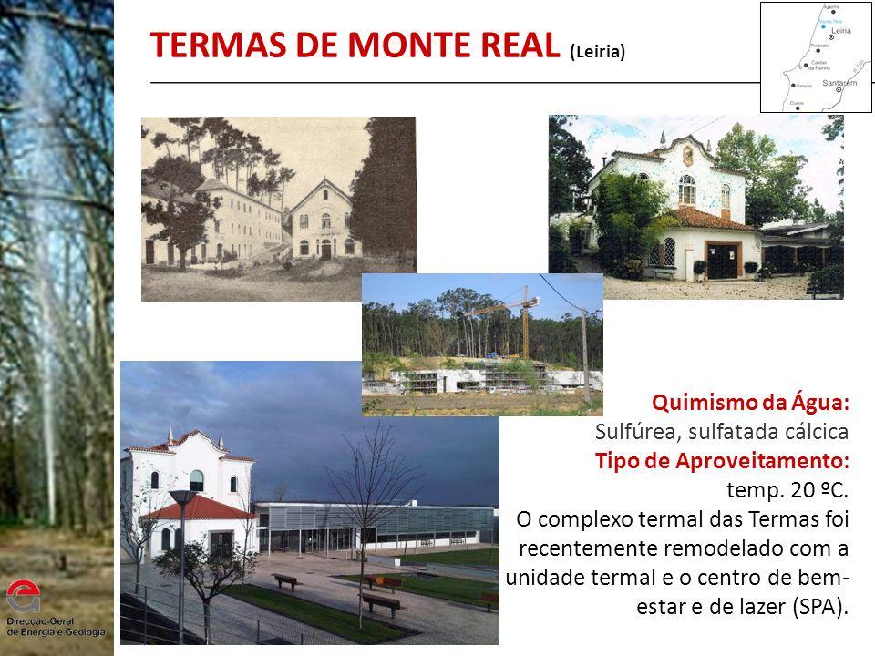 TERMAS DE MONTE REAL (Leiria)