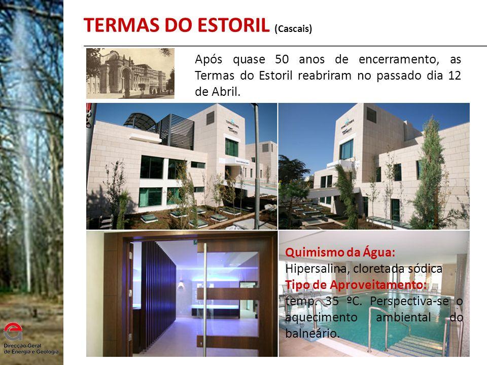 TERMAS DO ESTORIL (Cascais)