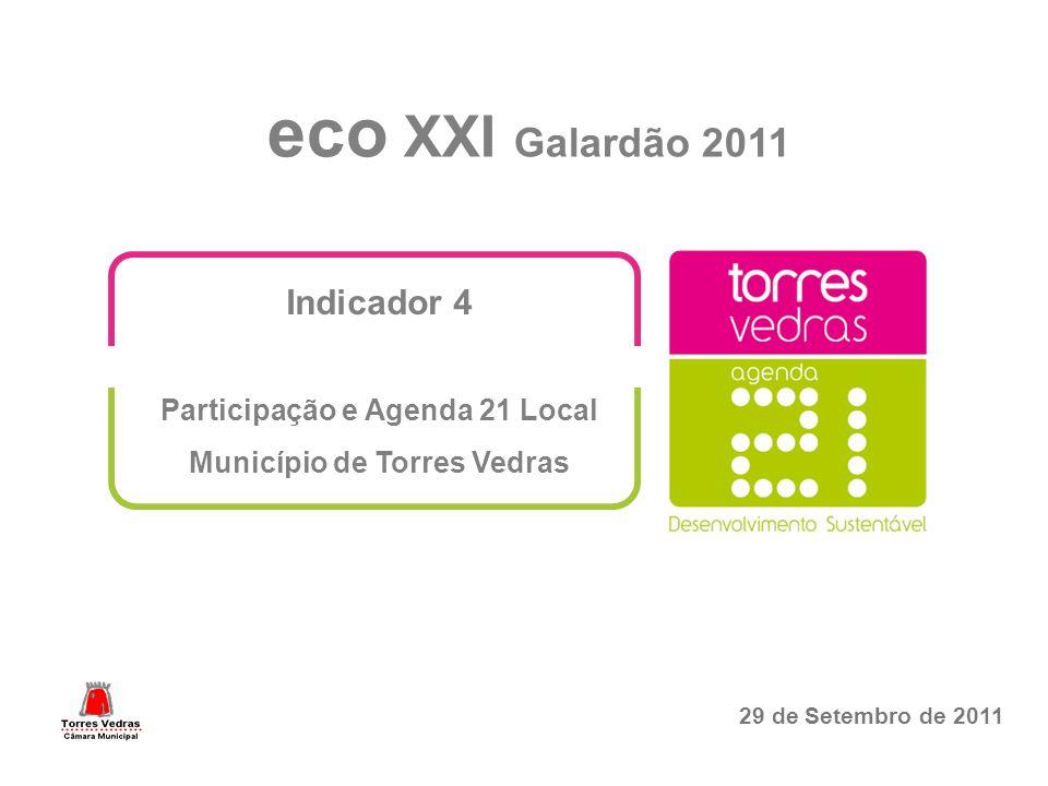 Participação e Agenda 21 Local Município de Torres Vedras