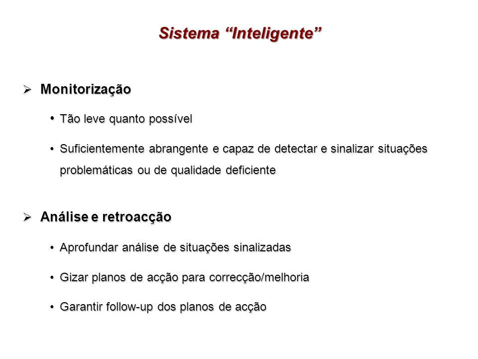 Sistema Inteligente