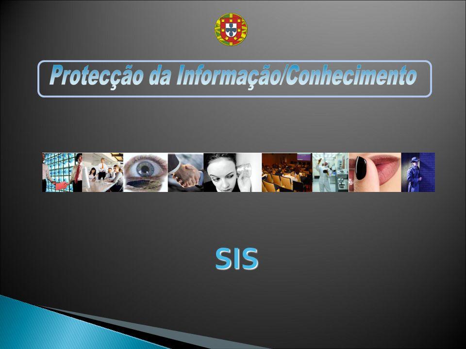 Protecção da Informação/Conhecimento