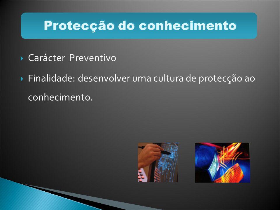 Protecção do conhecimento