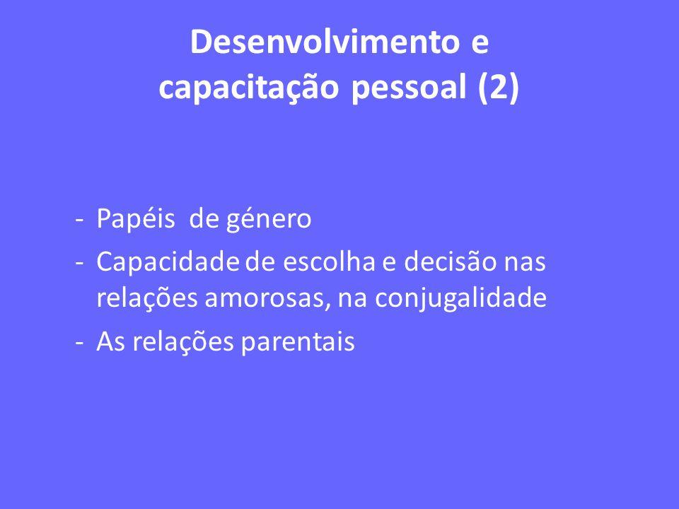 Desenvolvimento e capacitação pessoal (2)