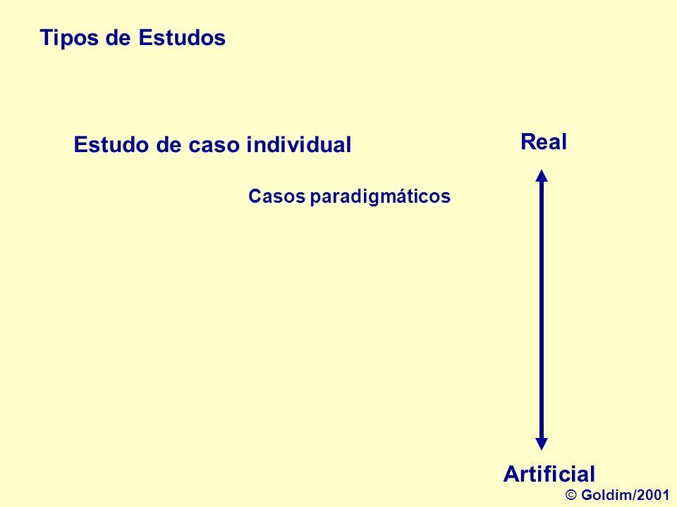 Estudo de caso individual Real