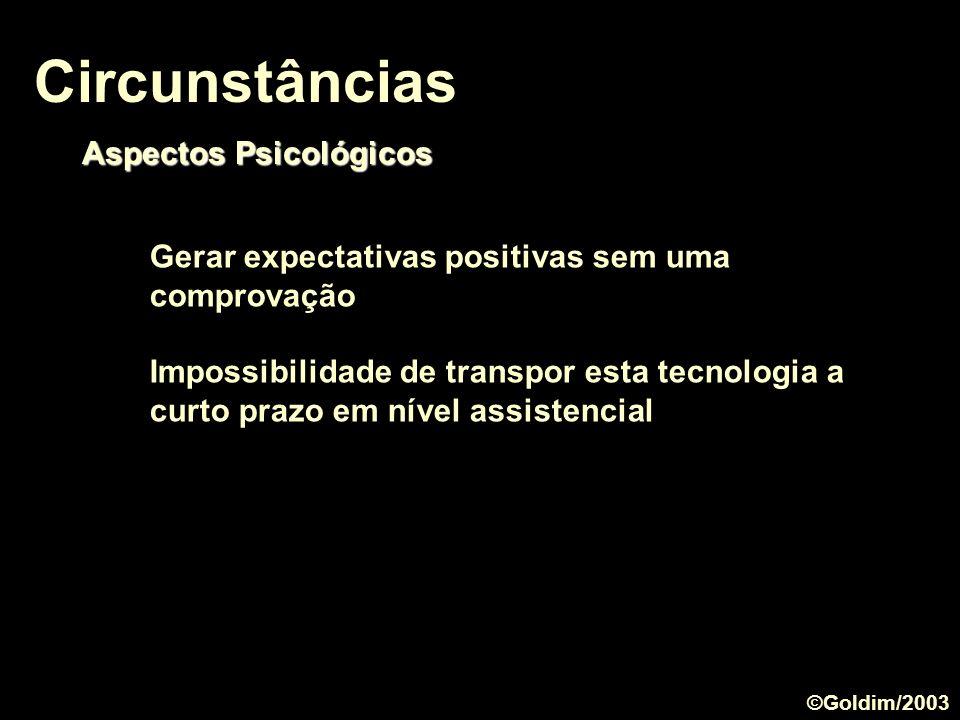 Circunstâncias Aspectos Psicológicos