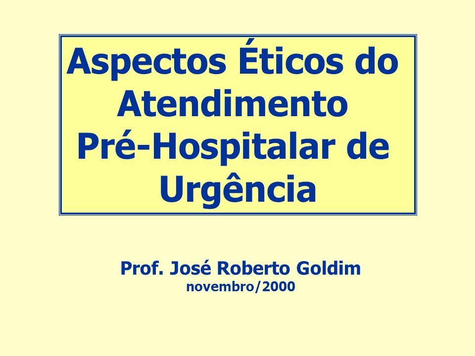 Prof. José Roberto Goldim