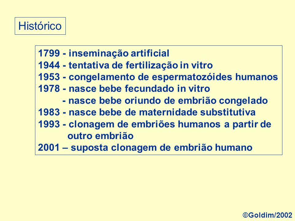 Histórico 1799 - inseminação artificial
