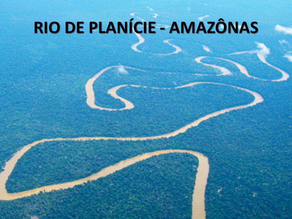 RIO DE PLANÍCIE - AMAZÔNAS